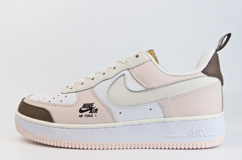 кроссовки Nike Air Force 1 Low 07 LV8 Wmns White / Pink