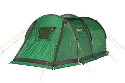 Картинка палатка кемпинговая Alexika NEVADA 4 green, 450x250x175  - 2