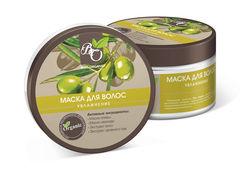 Маска для волос Увлажняющая, 300g ТМ Bliss Organic