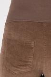 Брюки для беременных 03169 коричневый