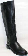 Зимние сапоги черные Richesse R-458