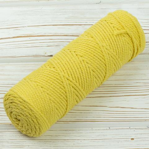 Шнур 3мм Желтый