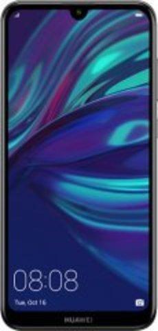 Смартфон Huawei Y7 2019 Полночный-черный (DUB-LX1)