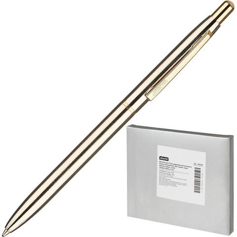 Ручка шариковая автоматическая Attache 4007CN синяя (толщина линии 0.7 мм)