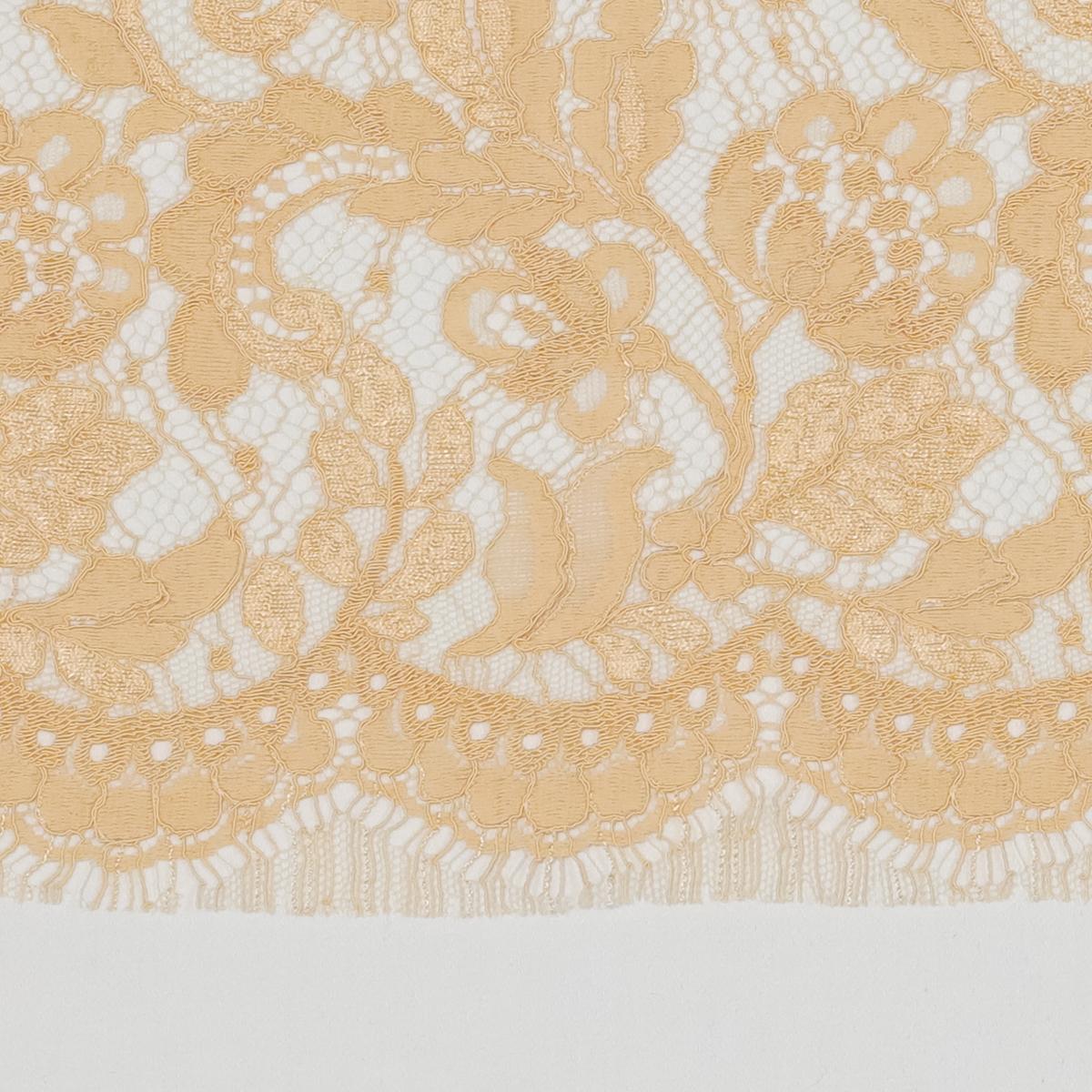 Кружево Sophie Hallette цвета французской ванили