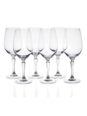 Набор фужеров для вина RCR Glamour 770 мл, 6 шт