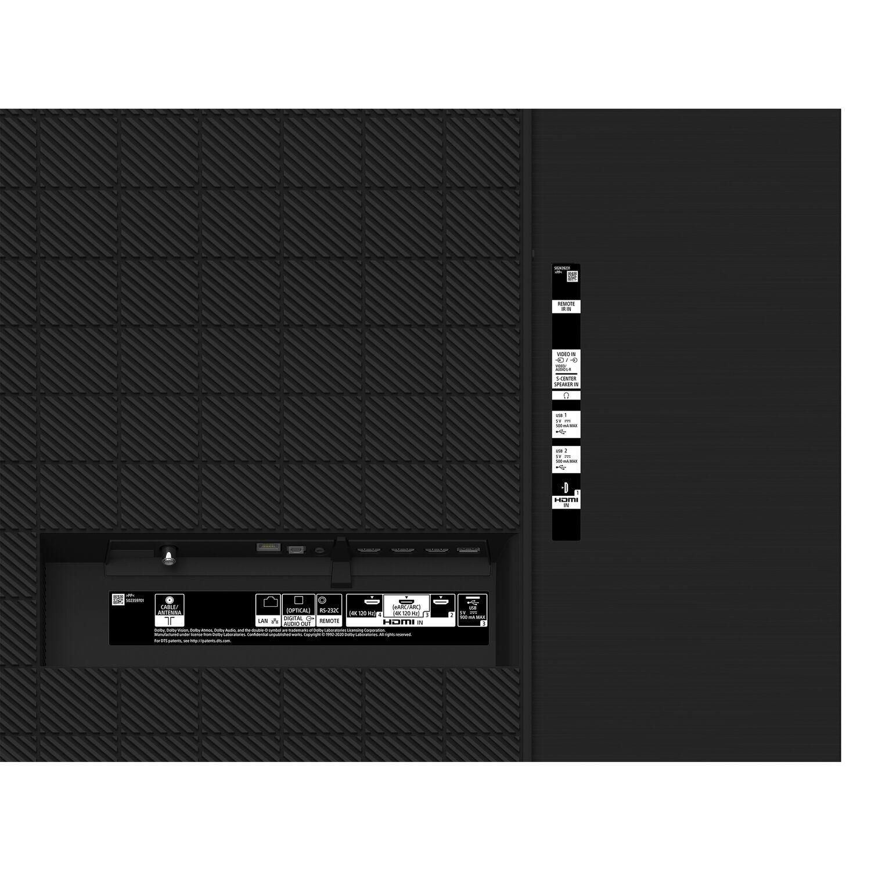 Интерфейс OLED телевизора Sony XR-55A80J