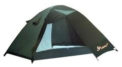 Палатка туристическая 3-х местная LANYU LY-1648 Размер 210 x 210 x 140 см