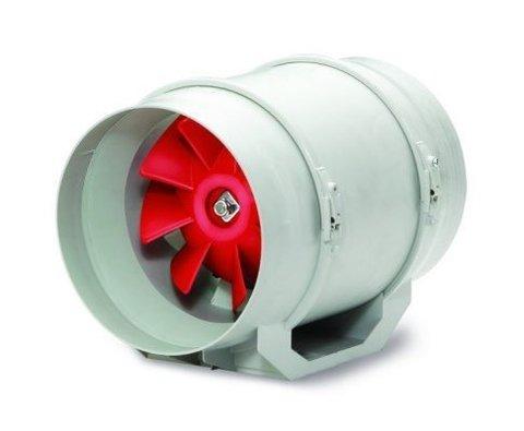 Канальный одноступенчатый вентилятор Helios MV 200