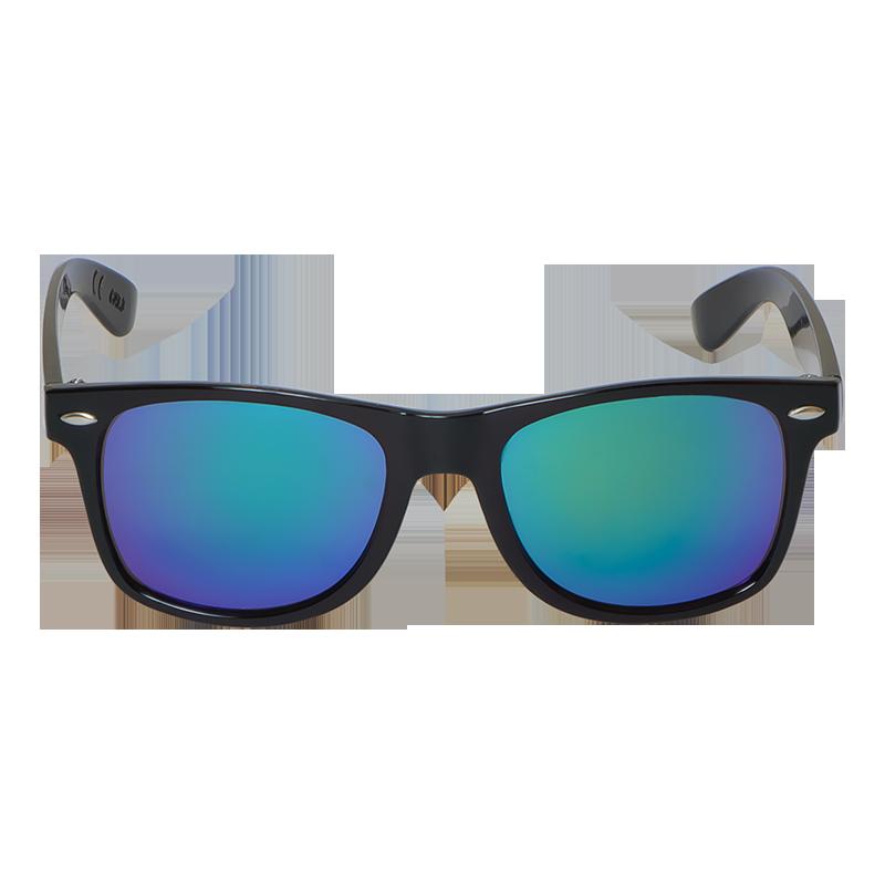 Очки MOD Funky Black/Blue Chameleon Mirror Lens