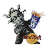 Значок Hard Rock Cafe - Brisk - Coolio