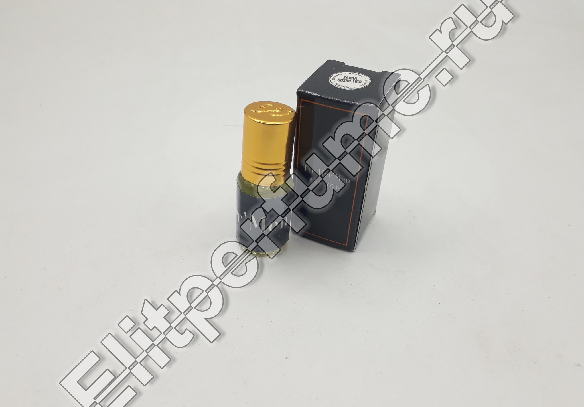 For You Tre Her`Men 3 мл арабские масляные духи от Захра Zahra Perfumes