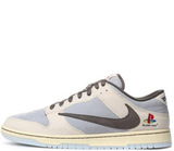 Кроссовки Nike Air Jordan 1 X PlayStation 5 X Travis Scott Low