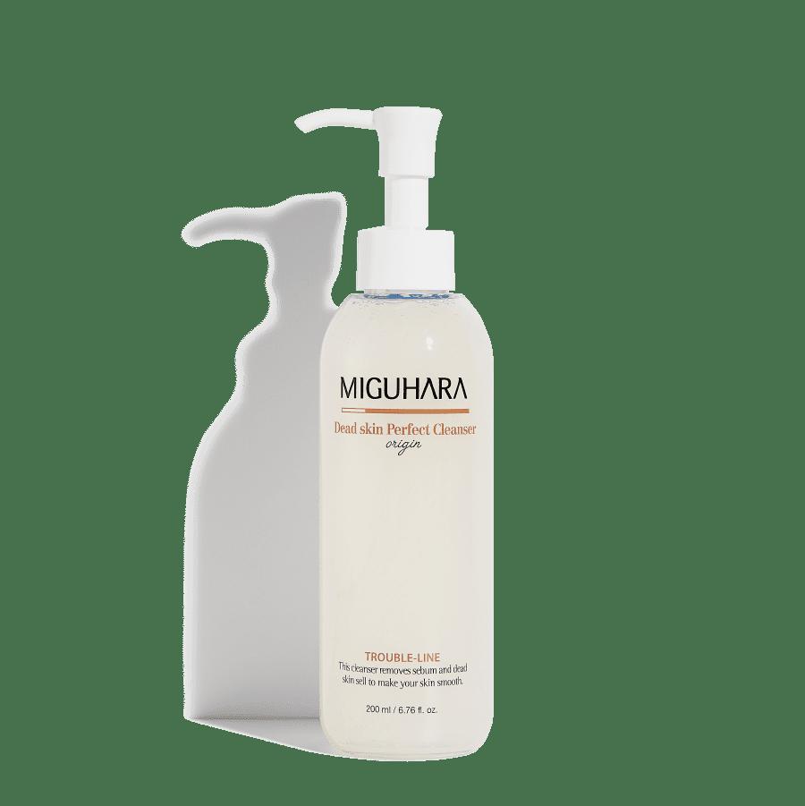 MIGUHARA пилинг Dead Skin Perfect Cleanser Origin, 200 мл.