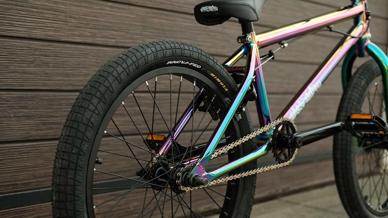 Велосипед bmx подростковый колесо