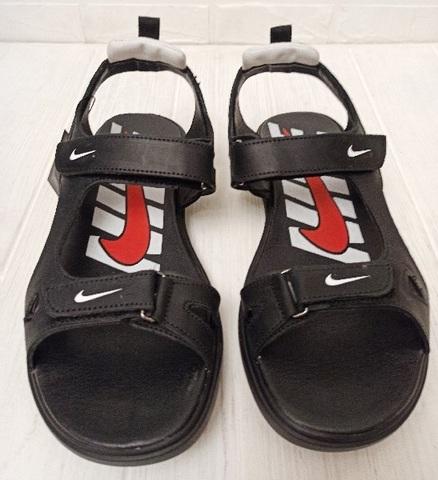Спортивные сандалии босоножки мужские. Модные босоножки Nike.