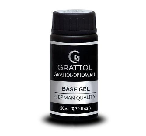 База GRATTOL Rubber Base Gel 20мл