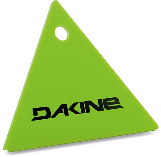 Средства по уходу за лыжами и сноубордами Цикля Dakine TRIANGLE SCRAPER GREEN TRIANGLESCRAPER-GREEN-610934188196_10001585_GREEN-81M_MAIN.jpg