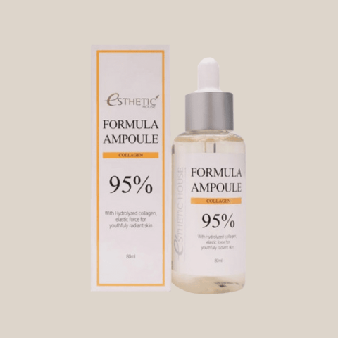 Сыворотка для лица с коллагеном Esthetic House Formula Ampoule Collagen