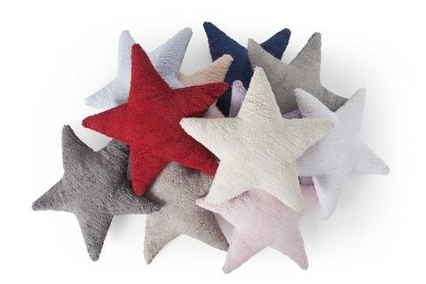Подушка Lorena Canals Star White (50 х 50 см)