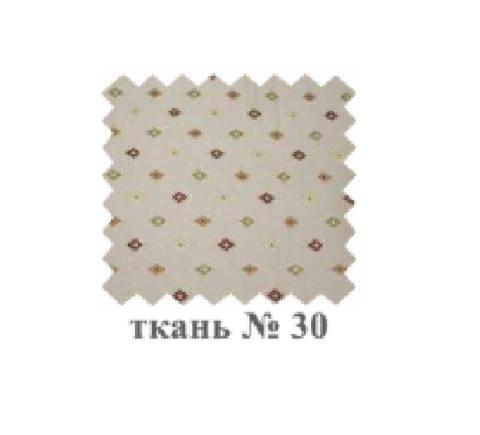 Стул М12 деревянный белый, тк.30