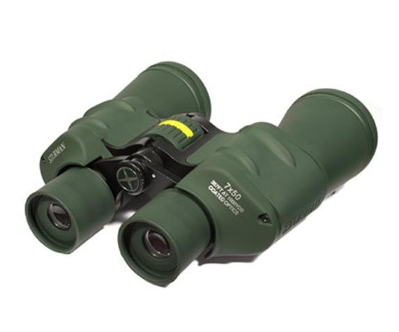 Бинокль Sturman 7x50 зелёный - фото 1