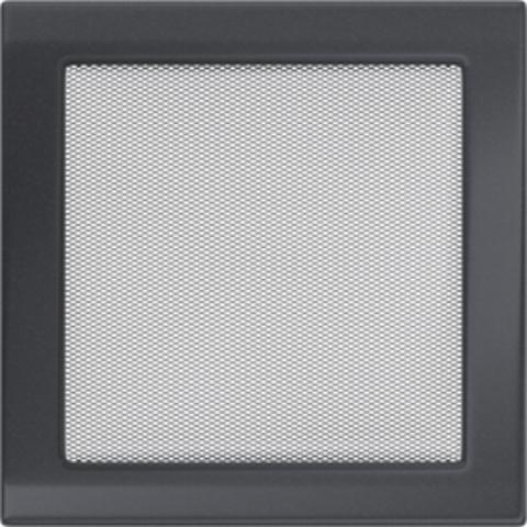 Вентиляционная решетка Графит (22*22) 22G