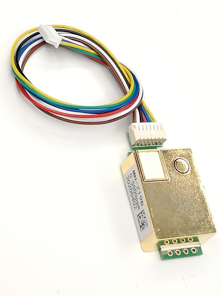 Датчик углекислого газа (CO2) MH-Z19B