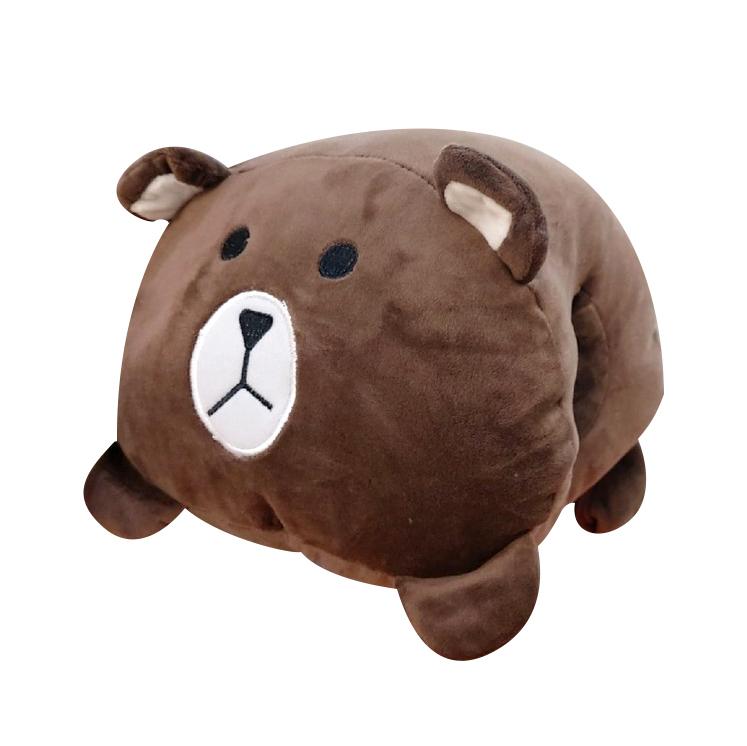 Каталог Игрушка подушка Медведь коричневый медведь.jpg