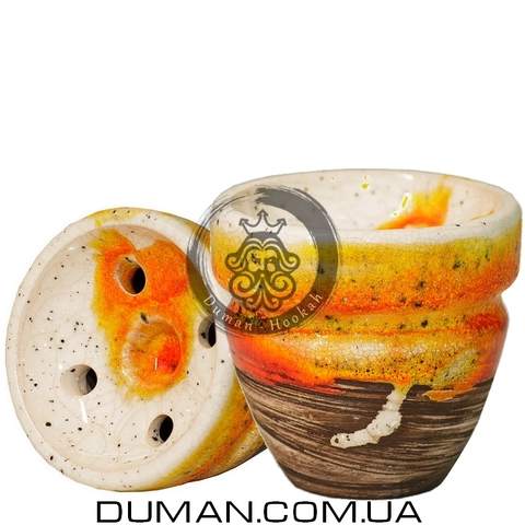 Чаша Kolos Rikule (Колос) |White Orange
