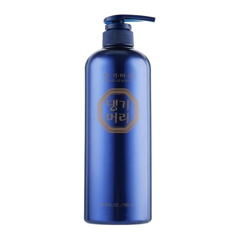 Тонизирующий шампунь для жирной кожи головы