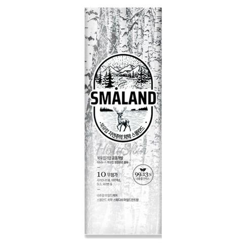 Зубная паста, 100 гр, Smaland Swedish Mild Mint