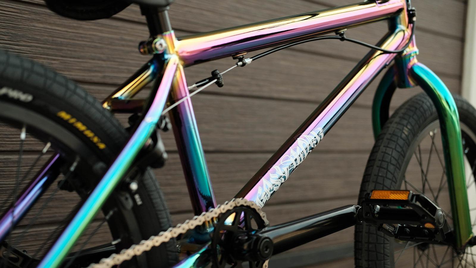 Велосипед подростковый трюковой бмх рама