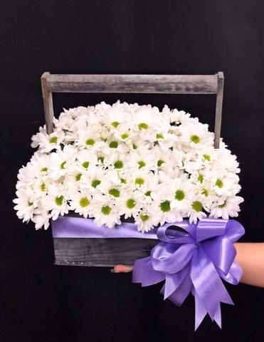 Цветы в ящике #1873
