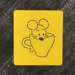 Мышка №30 в кружке