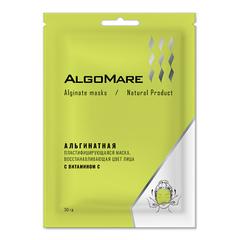 AlgoMare, Альгинатная маска с витамином С, 30 гр