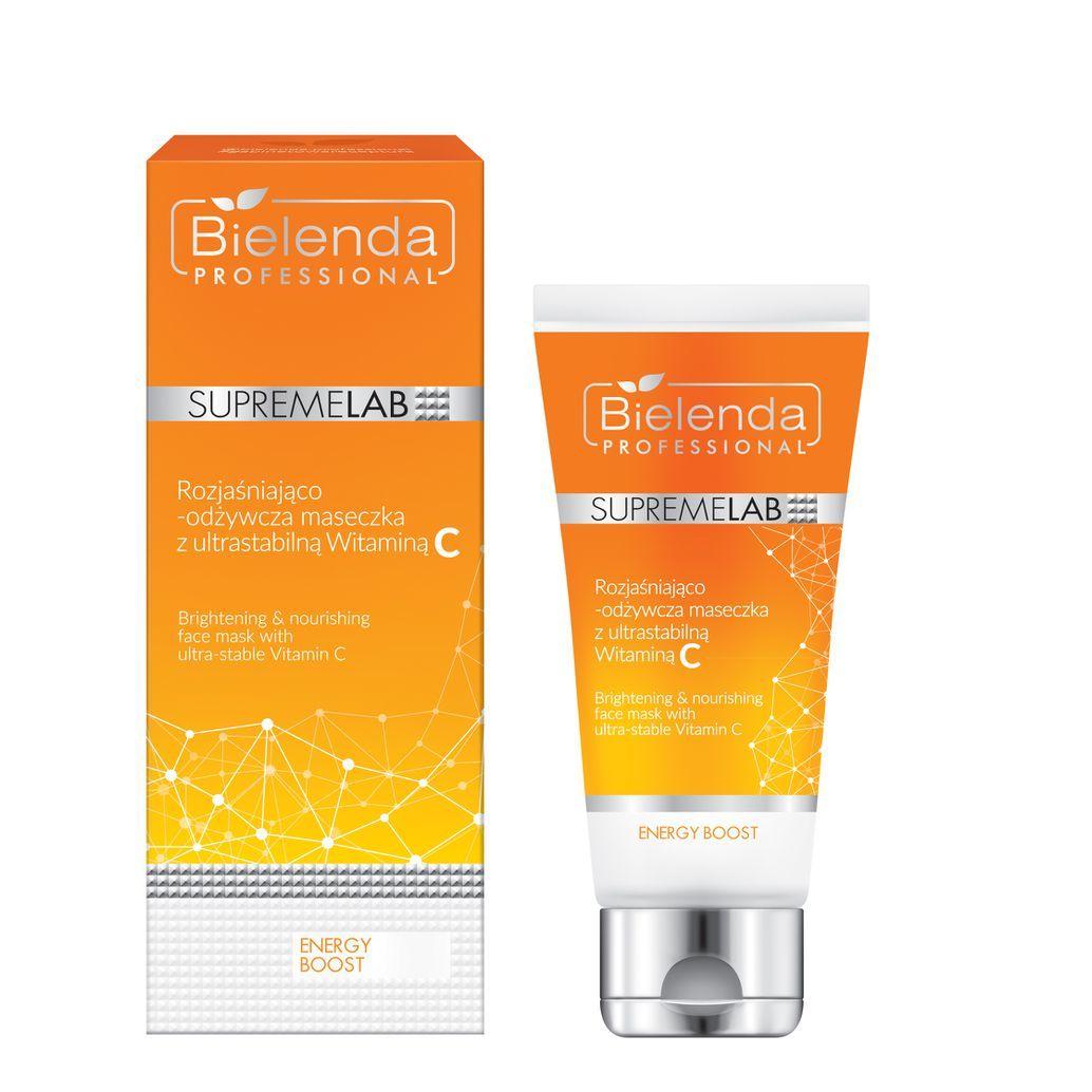 ENERGY BOOST Осветляющая и питательная маска с ультрастабильным витамином С, 70 мл