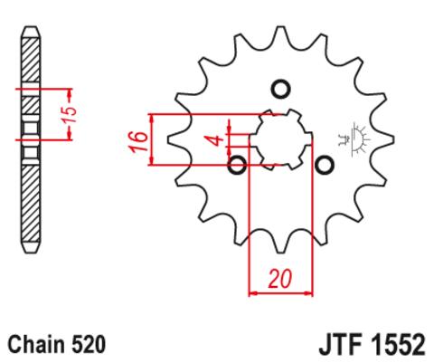 JTF1552
