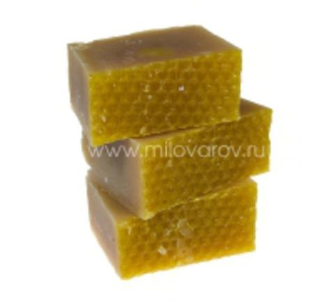 Натуральное мыло Липовый мед