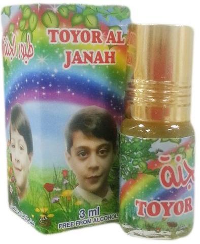 Toyor Aldjanah / Тойор Алджанах 3мл