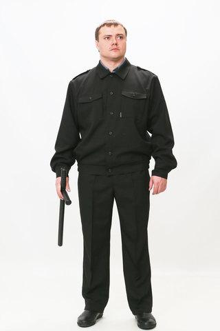 Костюм охранника арт. КО-2 мужской