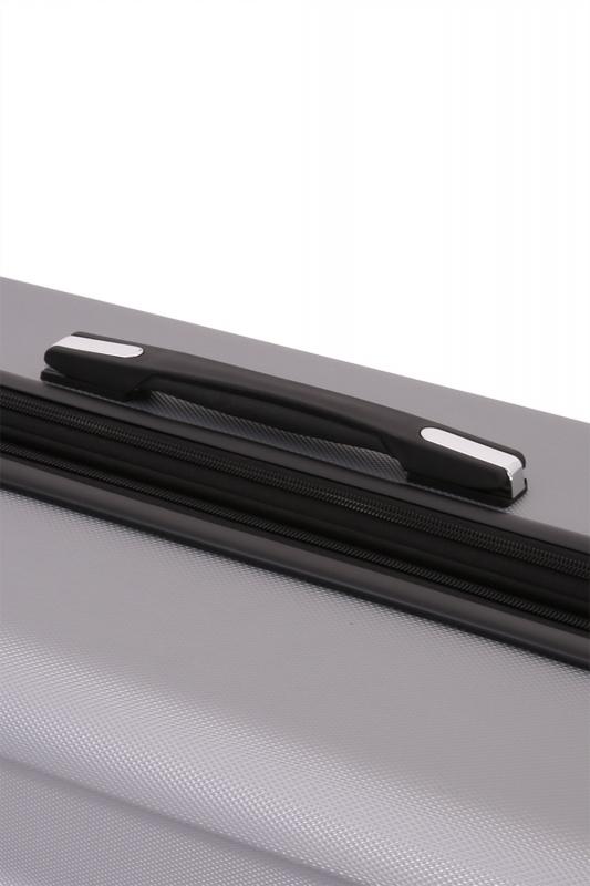 Чемодан WENGER ZURICH III, цвет серебристый, 48x30x79 см, 105 л (6573404177)