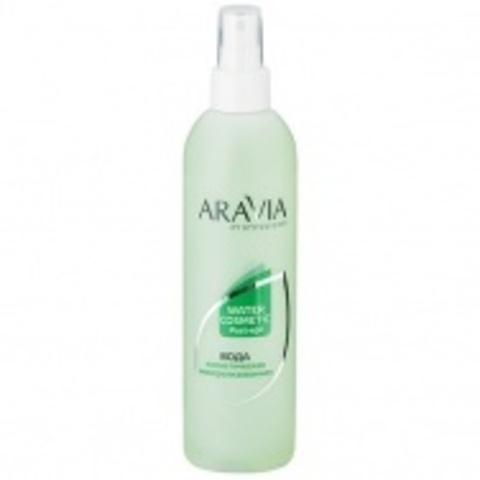 Вода косметическая минерализованная с мятой и витаминами, 300 мл , ARAVIA