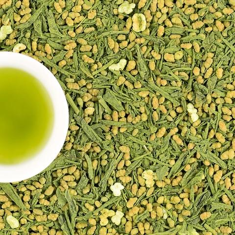 Японский чай генмайча, 50 гр.