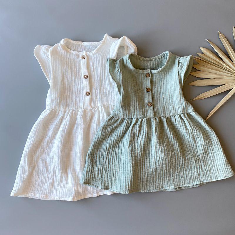 Набор: муслиновое платье «Milk+Mint»