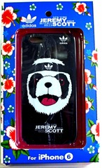 Чехол-накладка Adidas Jeremy Scott для iPhone 6 4,7 №1