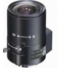 Варифокальный объектив 3,0-8,0 мм Daiwon 3080D-CS