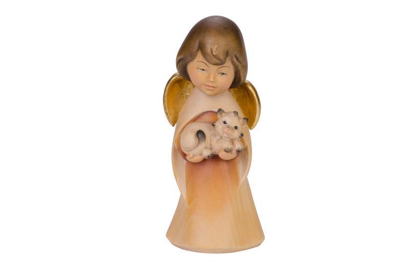 Ангел с котёнком