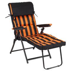 Кресло-шезлонг складное НТО-0007