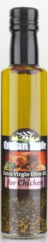 Оливковое масло Cretan Taste для  курицы 250 мл